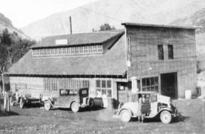 Imnaha Garage 1929