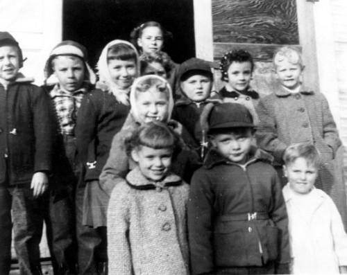1954-Imnaha School