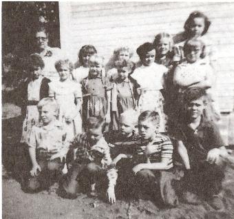 1955-56 Imnaha School