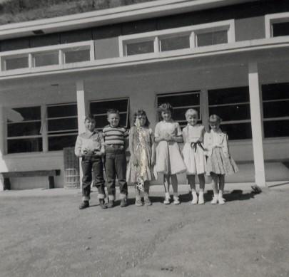 1957 Imnaha School