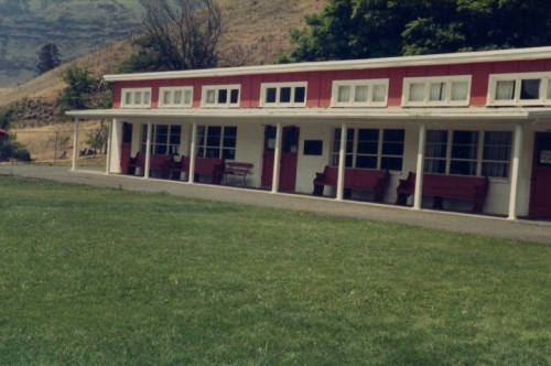 1980's Imnaha School