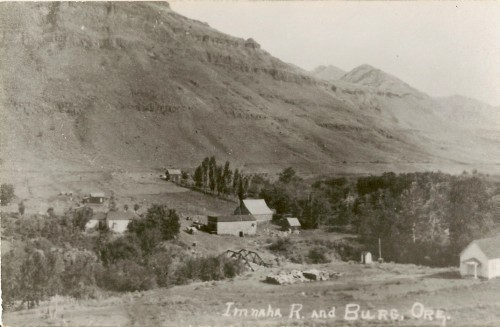 Imnaha 1904 or 5