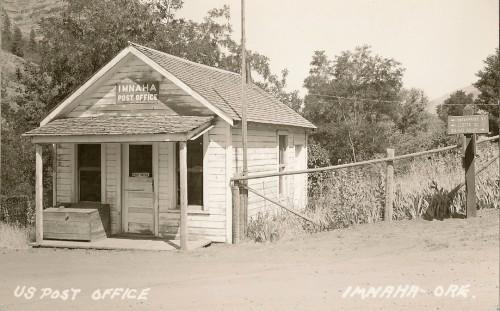 Imnaha Post Office