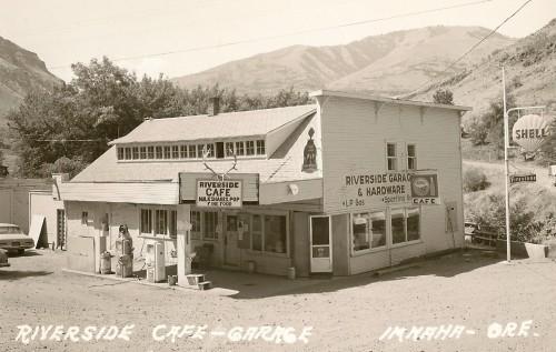 Riverside Cafe and Garage