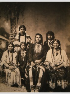 Chief Joseph and His Family